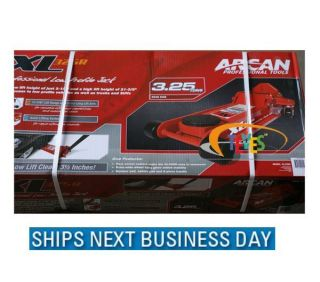 NEW Arcan XL325R Professional Low Profile Hydraulic Floor Jack 3 25