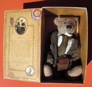Bears of Sagamore Hill T Roosevelt Teddy Bear Collection Theodore Bear