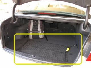 2009 2012 Hyundai Genesis Sedan Trunk Cargo Luggage Net Genuine Parts