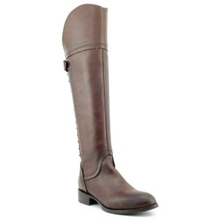 Area Forte Arad5170 Womens Size 5 Brown Leather Fashion   Knee High