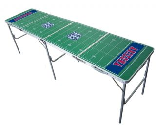 product description the official ncaa arizona wildcats tailgate table