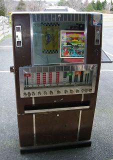 Vintage National Cigarette Vending Machine