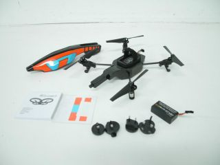 Parrot AR Drone 2 0 Quadricopter Orange Blue