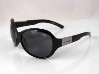 Arnette Mystique Sunglasses Gloss Black Grey New