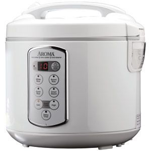Aroma Housewares Arc 2000 Rice Cooker Food Steamer Slow Cooker Sensor