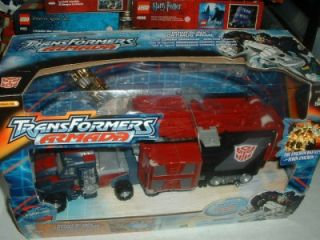 Transformers Armada Powerlinx Optimus Prime Corona Minicon Free s H