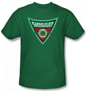 Green Arrow Brave and Bold Tee Big Bang Theory Sheldon T Shirt s M L