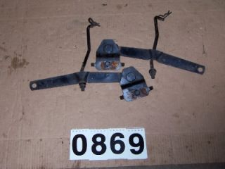 Craftsman Riding Mower Deck Brackets, Deck Hangers P/N: 139868