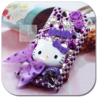 Bling Hard Skin Case Cover Sony Ericsson Xperia Arc Arc s X12