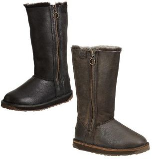EMU AUSTRALIA ASHBY WOMENS CASUAL LEATHER BOOT SHOES ALL SIZES