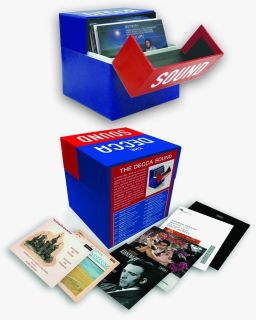 The Decca Sound Limited Edition 50 CD Box Set Brand New SEALED