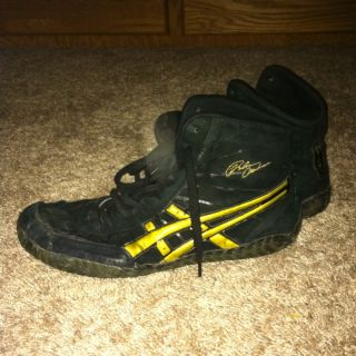Asics Adidas Nike Rulon Wrestling Shoes