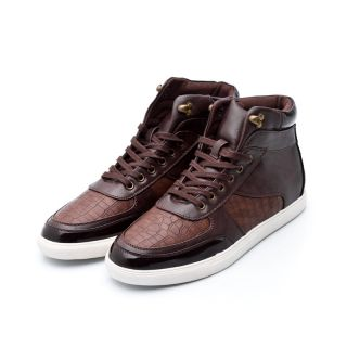 Arider Attack 01 Mens Low Top Casual Shoes Brown