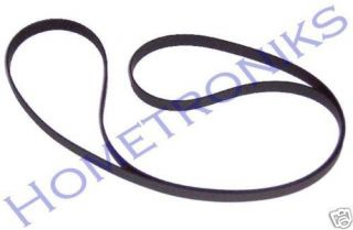 Turntable Drive Belts Fits Ariston RD11 RD40 New