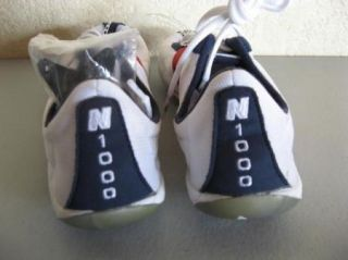 Mens New Balance N1000 Track Field 10 5 D USA Athletic Track Shoes