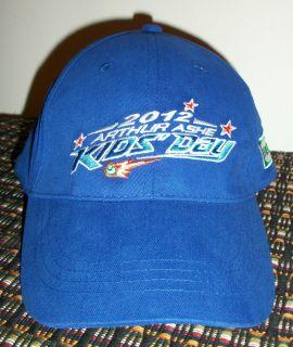 2012 US Open Tennis Arthur Ashe Kids Day Navy Blue Hat Cap Child Size