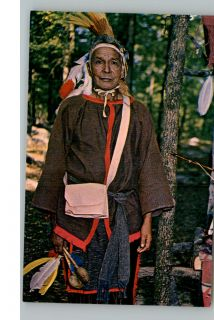 Atmore Al Indian Medicine Man Norman McGhee Old PC