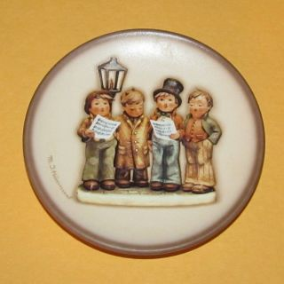Goebel Hummel Century Collection Mini Plate Harmony in 4 Parts