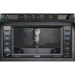 dodge ram back up camera state of the art production wide angle lens