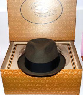 Stetson Hat Original Box Floyds Attleboro Mass 100th Anniver