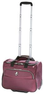Atlantic Compass 2 Carry on Rolling Wheeled 16 Tote Bag Luggage