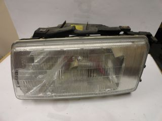 88 92 Audi 90 80 Left Driver Side Headlight Assembly