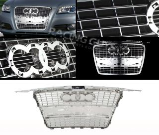 New 2006 2007 2008 Audi A3 2 0T 3 2 s Line Grille Grill