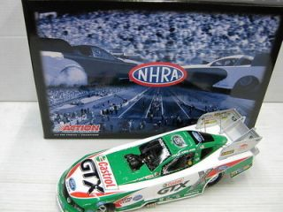 2010 Ashley Force Castrol GTX 1 24 Funny Car N Stock