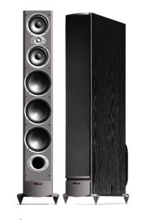 PR RTI12 Black Floorstanding Tower Speaker Polk Audio