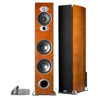 RTI A7 RTIA7 Cherry Tower Loudspeaker Polk Audio 047192118441