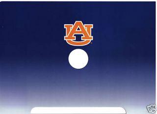 Auburn University Tigers Notebook Laptop Computer Skin