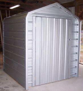 6x6 Oudoor Sorage Shed Well Pump House Cover New