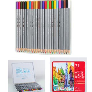 Artist Water Soluble Drawing Pencils for Studio or Travel Use Artist