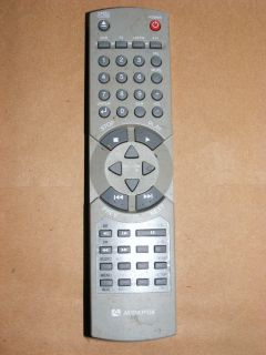Audiovox DVD Home System Remote Control SW 0145