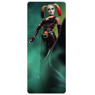 Batman Arkham City Harley Quinn Figure DC Direct Arkham Asylum