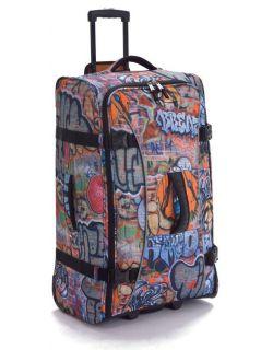 Athalon 26 Hybrid Travel Duffel Luggage Graffiti 7126