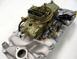 1970 Chevelle 454 LS6 Intake Carburetor Setup Auto