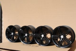 19 S6 Style Wheels Fits Audi VW A4 S4 A5 S5 A6 S6 A8 S8 Q5 CC Passat