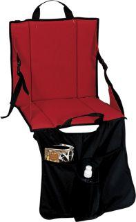 Port Authority Stadium Seat Portable Folding Carry Handles ST60