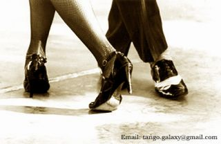 DVD Milonga Lessons Pepito Avellaneda Tango Dance W