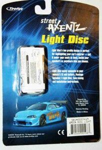 LED Accent Lights Disc 12V Interior Exterior Auto Car Truck SUV RV NEW