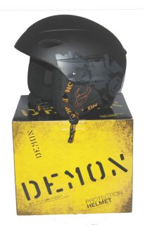 2011 Demon Audio Snowboard Ski Helmet New s or XL
