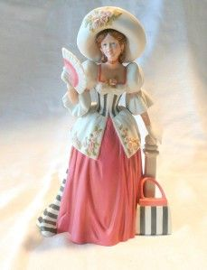 1994 mrs albee award avon figurine