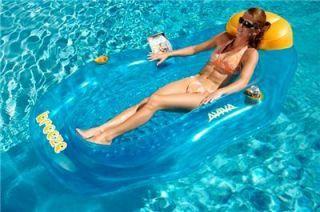 Aviva Sports Breeze Inflatable Tube Swimming Pool Float