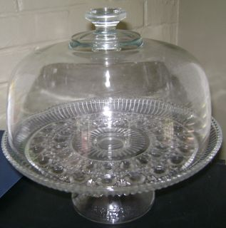 Ikea Glass Cake Stand Dome