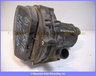 BMW Smog Air Pump EGR E46 323 323i Sedan M52TU Parts