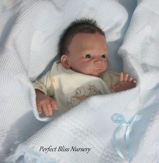 Reborn Doll Newborn Baby Boy Gudrun Legler Sculpt Nils