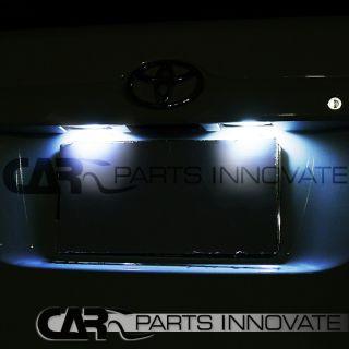 2X 5 LED SMD Car Auto Light Lamp T10 168 Wedge Bulb 12V