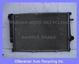 BMW E34 Radiator 530 530i 530IT Auto Transmission Parts
