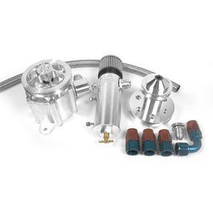 Aerospace Components Vacuum Pump Kit Small Block Chevy